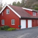 Garasje - Vestre Grøm, Grimstad