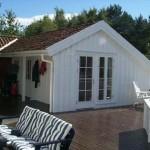 Påbygg hytte - Homborsund, Grimstad